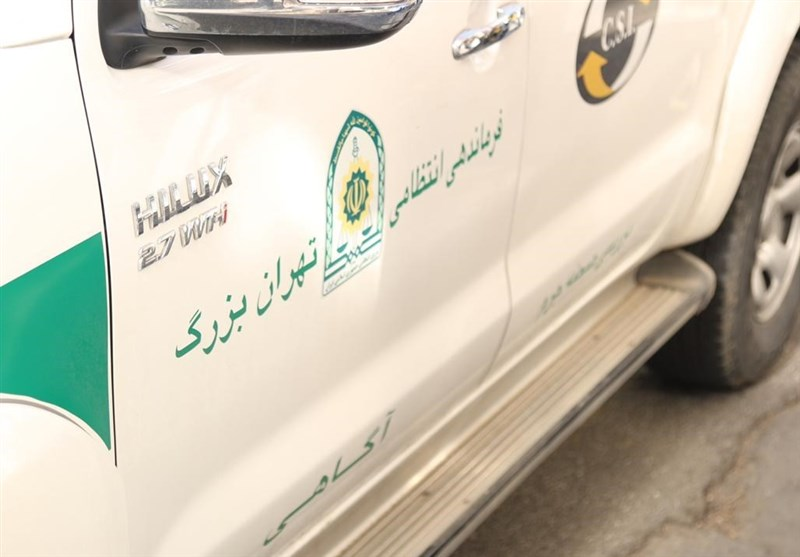 سارقان حین فرار اعضای یک خانواده را راهی بیمارستان کردند