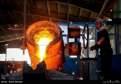تولید سالانه ۷۷ هزار تن قطعات فولادی و چدنی توسط محققان ایرانی