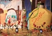 اردبیل| یادواره 28 شهید روستای «آلنی مشگینشهر» برگزار شد