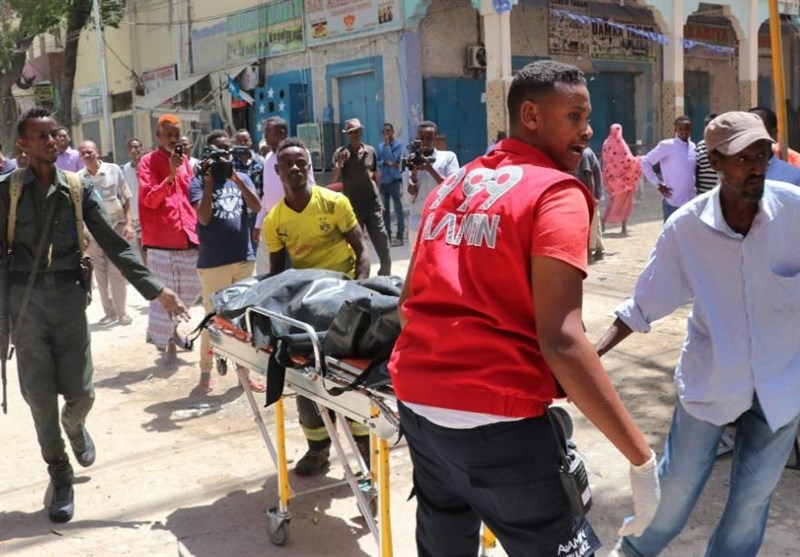 At Least 11 People Killed in Car Bomb Attack in Somalia's Mogadishu (+Video)