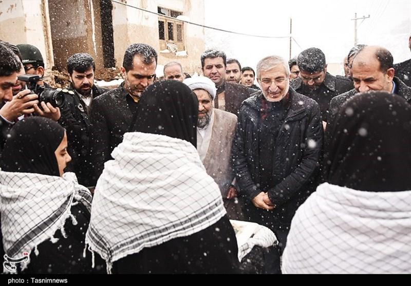 سفر رئیس بنیاد مستضعفان به مناطق روستایی خراسان شمالی به روایت تصویر