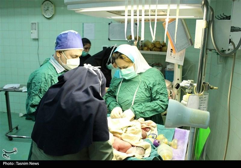 """آمار بالای """"سزارین"""" در ایران نتیجه پزشکسالاری نظام سلامت کشور است"""
