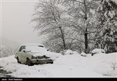 پیش بینی کولاک برف در 10 استان