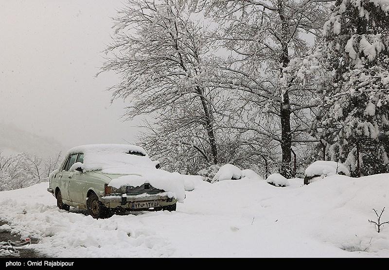 هشدار کولاک برف طی امروز و فردا در برخی استانها