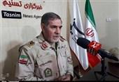 فرمانده مرزبانی کردستان از دفتر استانی تسنیم بازدید کرد