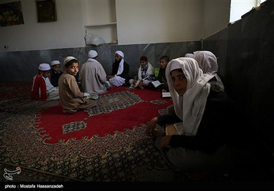 مدرسه علمیه انوار العلوم روستای ماخونیک- اخبار استانها - اخبار تسنیم - Tasnim