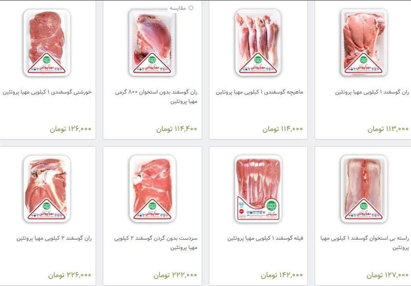 موجودی گوشت سایتهای تنظیم بازاری 2 ساعته تمام شد/ آغاز توزیع دوباره از فردا