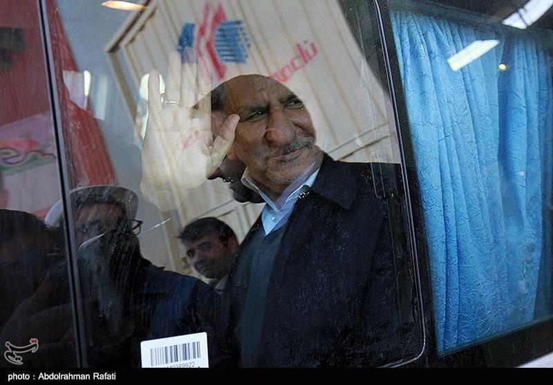 سفر جهانگیری به ارومیه لغو شد