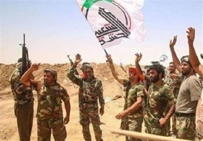 مرز عراق و سوریه در کنترل کامل حشد شعبی/ دستگیری یکی از سرکردگان مطرح داعش در شرق فلوجه