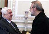 Syria Resistance against Enemies' Adventurism Has Borne Fruits: Iran's Larijani
