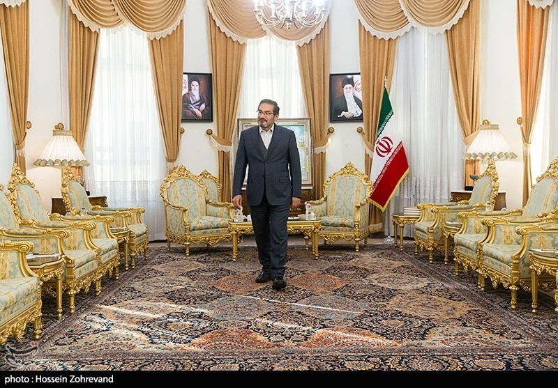 Shamkhani: Iran to Keep Working with Syria against Israel