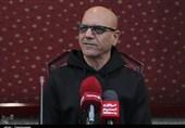 علیرضا مرزبان: بازیکنانم شرافت داشتند/ دید ما باید بقا در لیگ برتر باشد و دچار هیچ استرسی نشویم