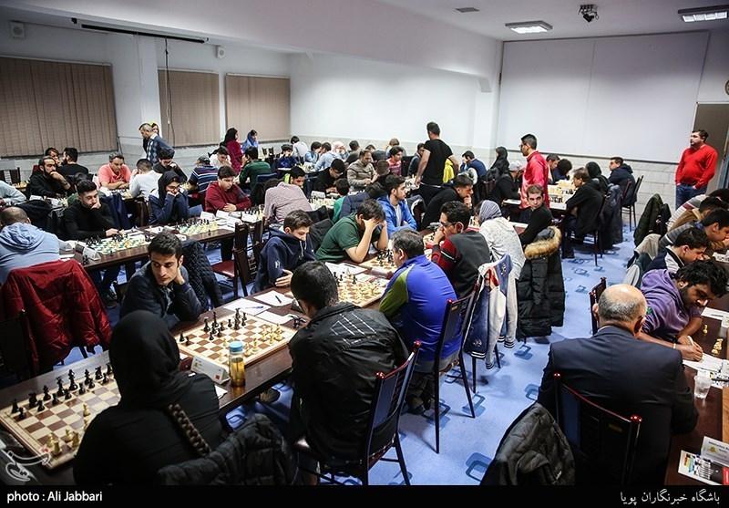 رقابت 420 شطرنجباز در مسابقات سریع و برقآسای ردههای سنی کشور
