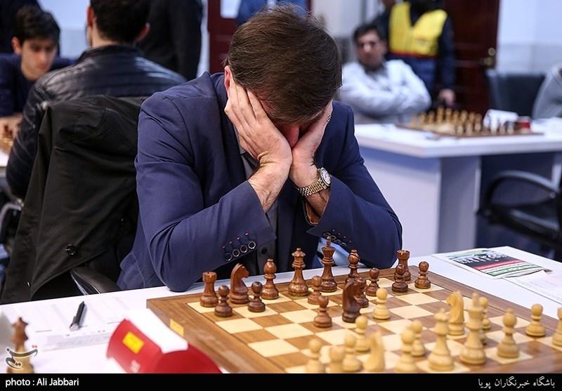 لیگ برتر شطرنج| تداوم صدرنشینی سایپا در روز برتری مدعیان