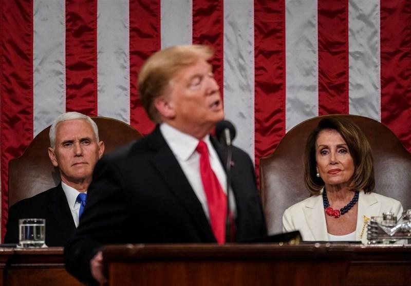 مقام ارشد کنگره آمریکا: ترامپ مرتکب جرم شده است