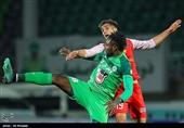پلیآف لیگ قهرمانان آسیا|مهاجم نیجریهای ذوبآهن بهترین بازیکن زمین شد