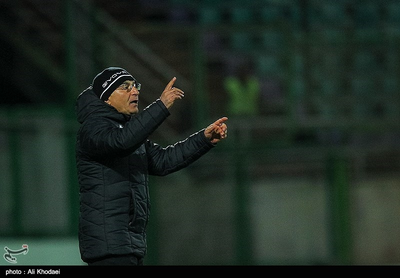 مازندران| مجید جلالی: داور قصد داشت پنالتی بگیرد اما آوانتاژ داد!/ امیدوارم باور بازیکنانم به خودشان به اندازه من شود