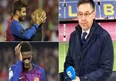 فوتبال جهان| بارتومئو: برای خرید ایسکو با رئال مادرید مذاکره میکنیم/ نیمار هرگز به من نگفته که میخواهد برگردد