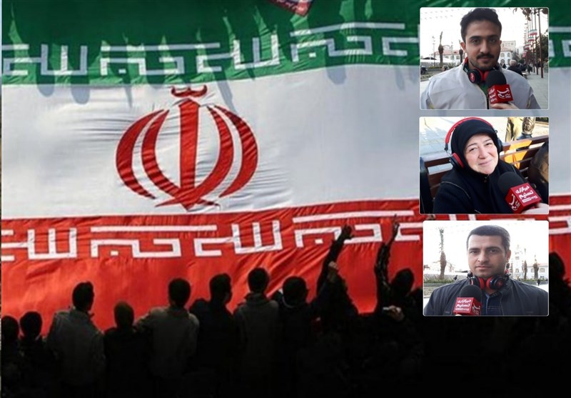 روایت فرزندان دیار میرزاکوچک از غرور ایرانی در چهل سالگی انقلاب؛