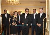 نمایشگاه خوشنویسی و نقاشیخط هنرمند ایرانی در آستانه