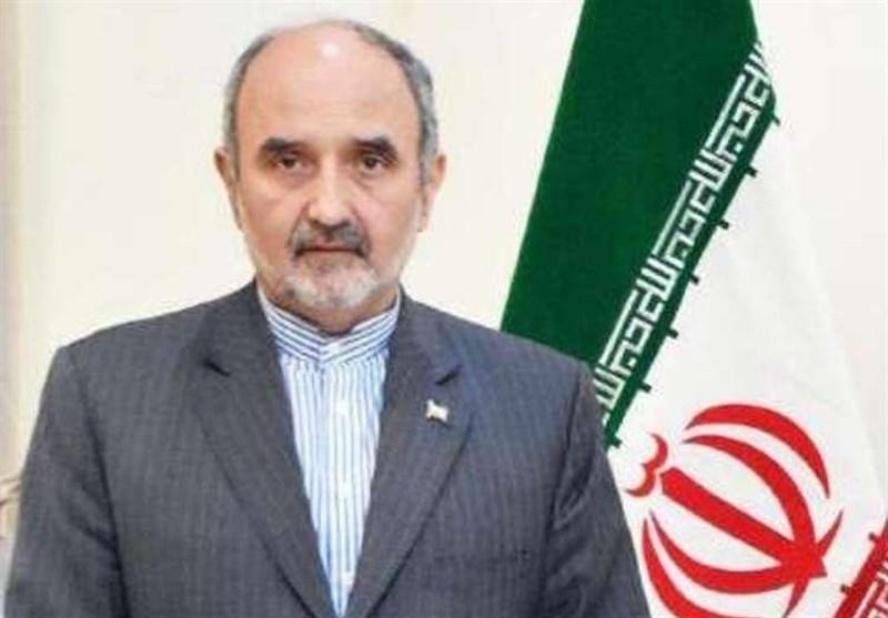 پاک ایران نئے سرحدی گیٹس قائم کریں گے: ایرانی سفیر