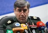 معاون فرمانده کل سپاه: ملت غیور ایران با تمام قوا در برابر ظالمان خواهد ایستاد