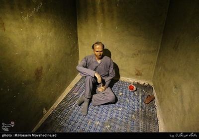 سلول دکتر علی شریعتی در موزه عبرت