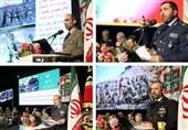 گزارش معاونان هماهنگکننده ارتش از پیشرفتهای چهل ساله انقلاب