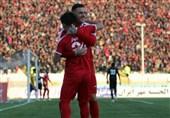 لیگ برتر فوتبال| پیروزی تراکتورسازی و تساوی نفت مسجدسلیمان و سایپا در نیمه نخست