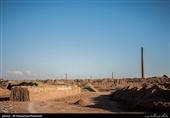مشهد|خاکبرداری کورههای آجرپزی در منطقه «گود فخار»/ وضعیت ساماندهی میشود