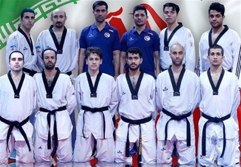 پاراتکواندو قهرمانی جهان| پایان کار ایران با یک طلا و 3 نقره
