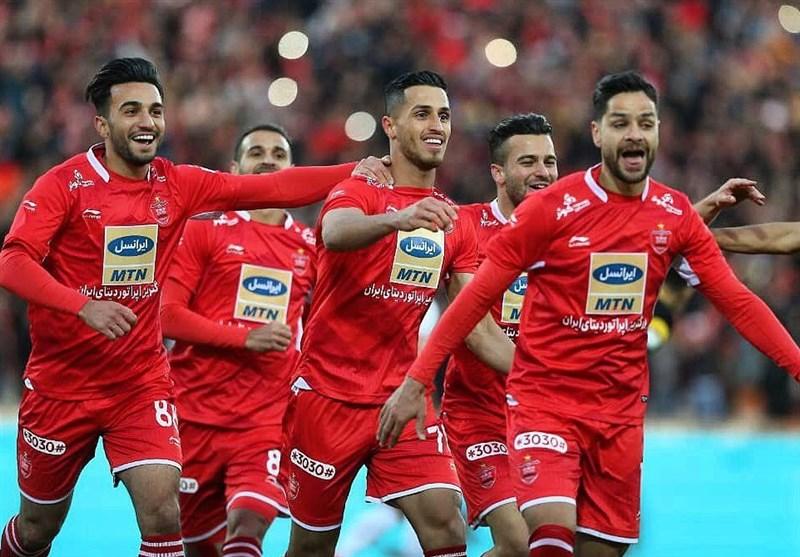 لیگ برتر فوتبال| پرسپولیس با عبور از پدیده صدرنشین شد