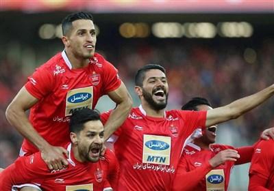 Iran Professional League: Persepolis Moves Top - Sports news