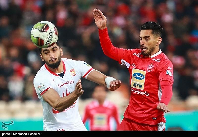 جام حذفی فوتبال| پرسپولیس - پدیده؛ راند سوم مبارزه سرخها به قیمت از دست دادن یک جام