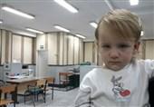 دختر 3 ساله ربوده شده به آغوش خانواده بازگشت+تصاویر