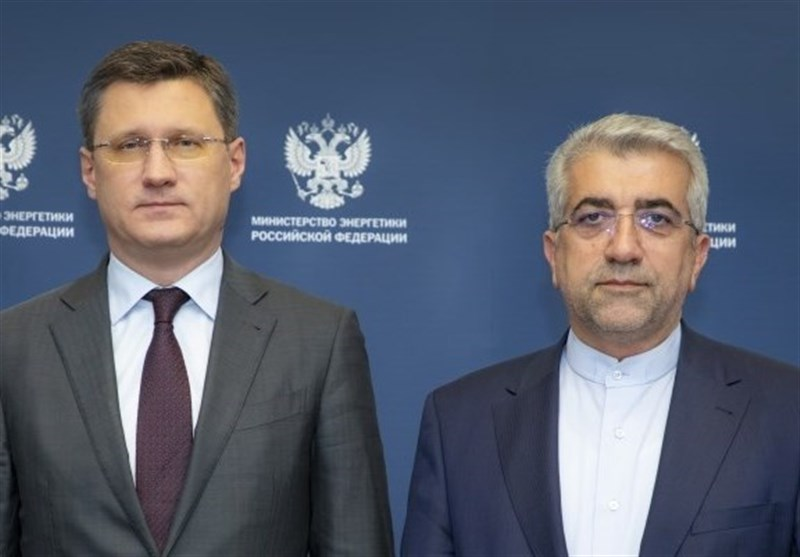 Ministers Discuss Plans on Iran-Russia Economic Cooperation