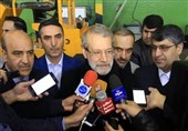 Iran, China Have Always Enjoyed Close Ties, Larijani Says