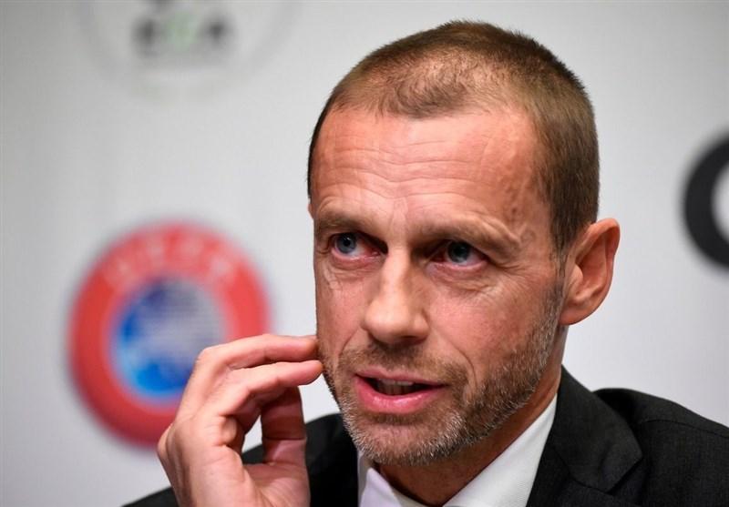 چفرین: سوپرلیگ اروپا فوتبال را خواهد کشت/ این داستانها زیر سر رسانههای ایتالیایی است!