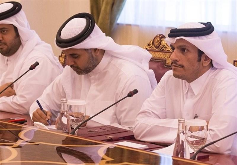 جدیدترین اظهار نظر وزیر خارجه قطر در دومین سالگرد محاصره