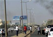 """تظاهرات شهروندان سودانی به سمت کاخ """"البشیر"""""""