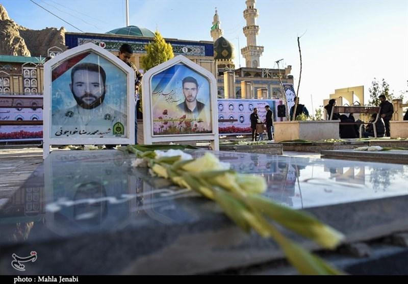کنگره 6500 شهید استان کرمان| تابلوی کاشی تمثال تمامی شهدای استان کرمان اجرا میشود