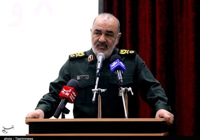 IRGC Chief Highlights US Growing Int'l Isolation