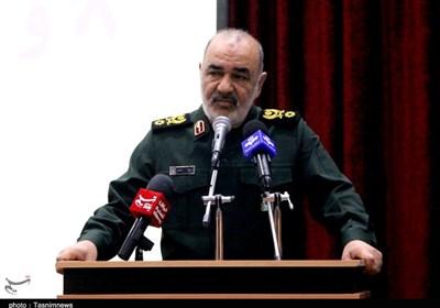 فرمانده کل سپاه: امنیت خلیج فارس در یدقدرت نظام جمهوری اسلامی است/دشمنان نمیتوانند به این امنیت خدشه وارد کنند