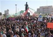 روایت تسنیم از حضور حماسی مردم شهرکرد در راهپیمایی 22 بهمن+فیلم