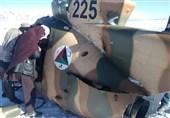 سقوط بالگرد ارتش در شرق افغانستان
