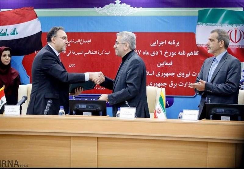 تمدید اتفاق تصدیر الکهرباء الایرانیة الى العراق عاماً آخر