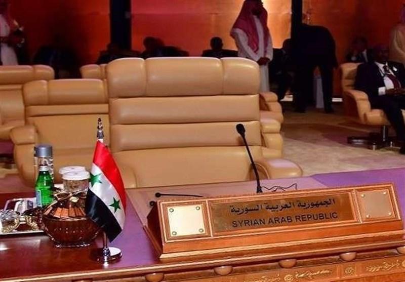 مخالفت عربستان سعودی با بازگشت سوریه به اتحادیه عرب