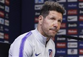 فوتبال جهان| سیمئونه: برای دربی مادرید نگران چیز خاصی نیستم/ مودریچ هنوز هم تأثیرگذارترین بازیکن رئال است