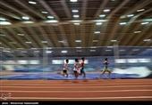 لغو مسابقات دوومیدانی داخل سالن آسیای میانه در تهران