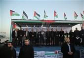 جهاد اسلامی: تروریسم اسرائیل نمیتواند راهپیمایی بازگشت را متوقف کند